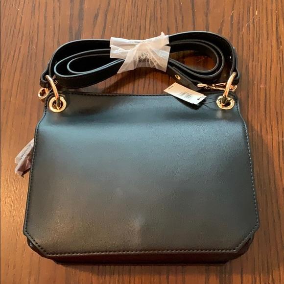 Express Handbags - Black crossbody bag